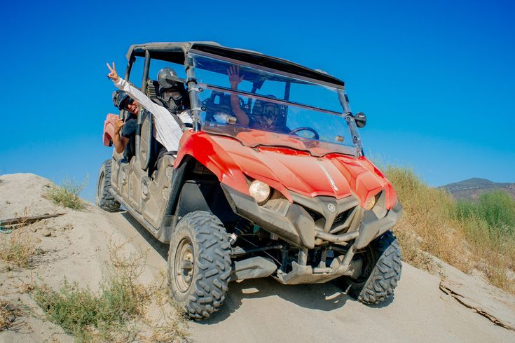 An off-roading experience that can only be had in Ensenada! This Baja Buggy is made specifically for the scenic trails of Guadalupe Valley.
