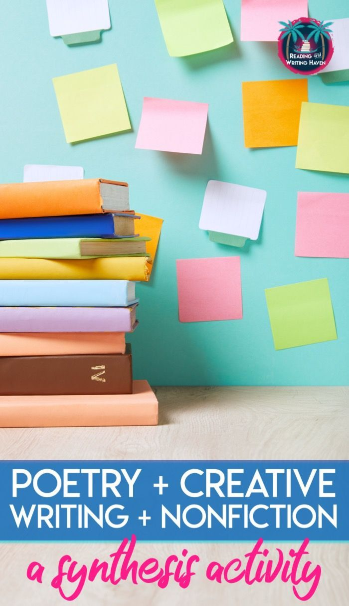 Nonfiction Inspired Poetry A Creative Writing Assignment