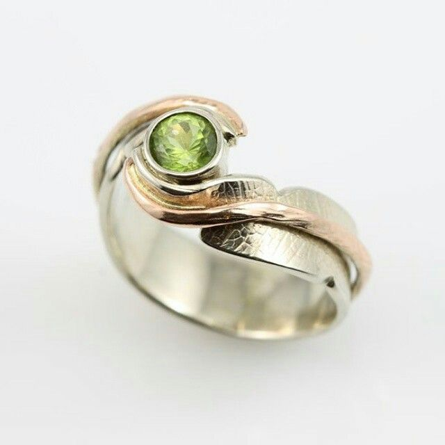 Wrapped Bodhi Leaf Ring 4