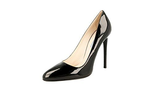 Vintage & Chic Prada Pumps / Heels 100 % Original Best Prada High quality and Craftsmanship Fabricated from Actual Patent Leather-based / Authentic Leather-based