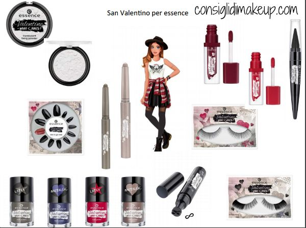 "Preview: Collezione ""Valentinewho cares?"" - Essence"