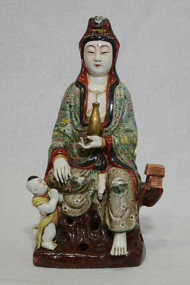 how to choose guan yin statue