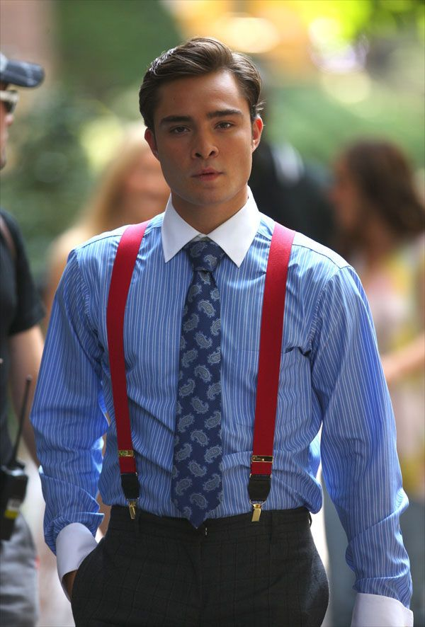 Ed Westwick :) he's not my dream guy but after 6 seasons of Gossip Girl I have come to be a big fan <3