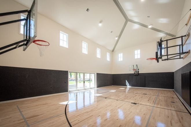 Indoor Basketball Court Indoor Gorgeous House Tour With Basketball Court Indoor Basketball Court Indoor Home Basketball Court Dream House Interior Dream House