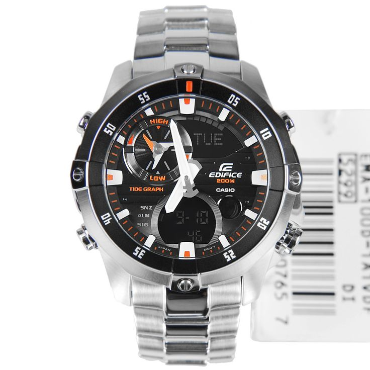 Casio Marine Sports Watches EMA100D1A1V EMA100D (With