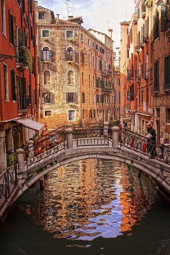 Canal - Venice, Italy