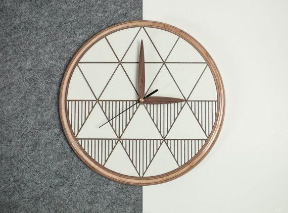1000+ Ideas About Modern Wall Clocks On Pinterest