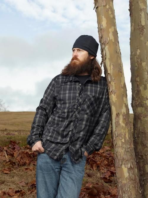 Duck Dynasty Jase my Redneck crush :)