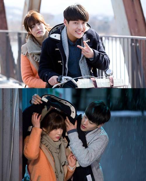 "Kang Ha Neul with Nam Ji Hyun (young Yoon Soo Wan) in ""Angel Eyes (엔젤아이즈) Korean - Drama - Picture @ HanCinema :: The Korean Movie and Drama Database"