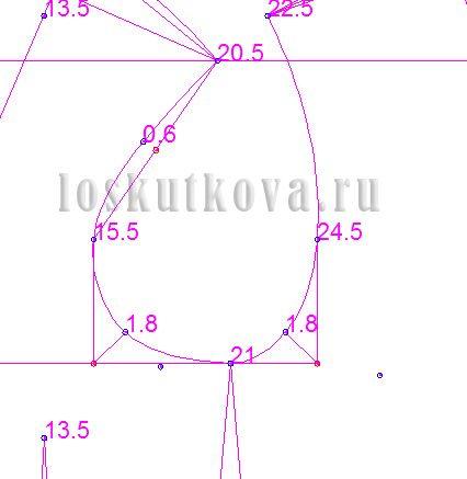 Построение выкройки мерником — простой способ получения своей выкройки-основы платья без формул, расчётов и измерений фигуры. Нужен только размер груди.