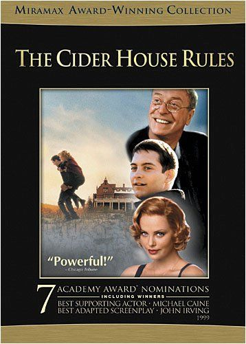 a report on cider house rules a movie by john irving Who wrote the cider house rules  report abuse comment add a comment submit just now john irving excellent book and movie billie 1 decade.