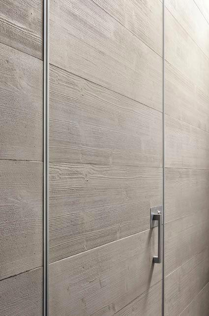 Awesome Concrete furniture: ideas for home decor, Synua Venezia Materia door, Oikos, 2013 |