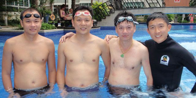 Need an adult Swimming Classes in Singapore? Learn to swim started a new batch in Singapore at this summer week interested call us @ +65 938 20200.