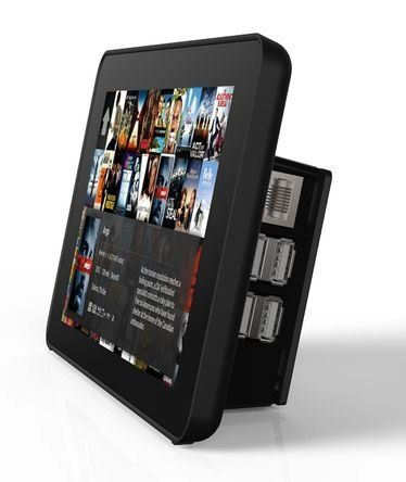 "awesome Premium Touchscreen Case for Official 7"" Raspberry Pi Display"