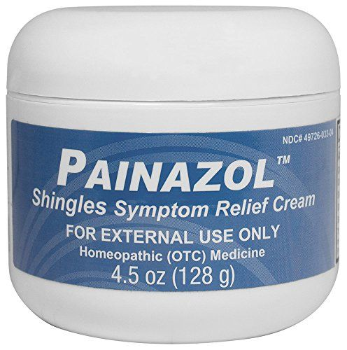 HelloLife Painazol Shingles Cream  Natural Relief of Shingles FlareUp Symptoms such as Intense Itching Rash and Burning Pain *** Click on the image for additional details.