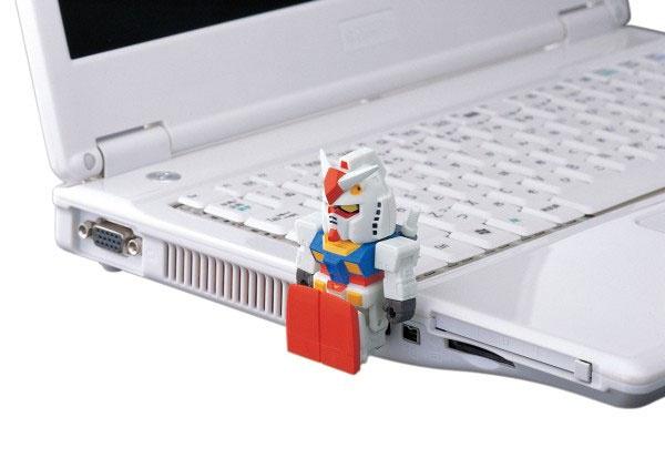 Gundam USB Stick