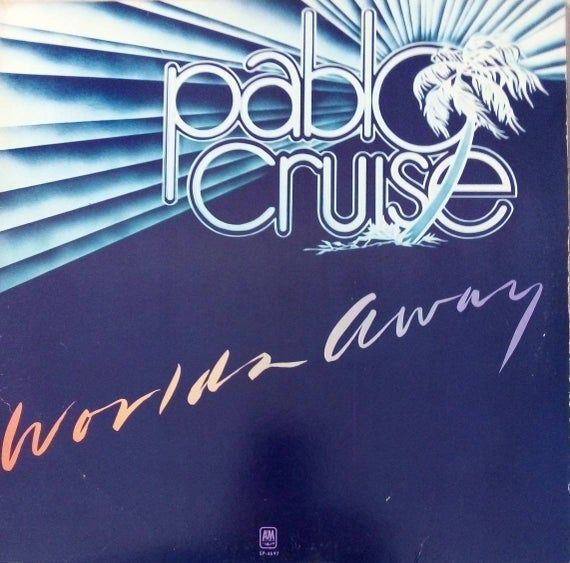 Hey I Found This Really Awesome Etsy Listing At Https Www Etsy Com Uk Listing 654835160 Pablo Cruise Worlds Away 1978 Usa I In 2020 Lp Albums Vinyl Records Lp Vinyl