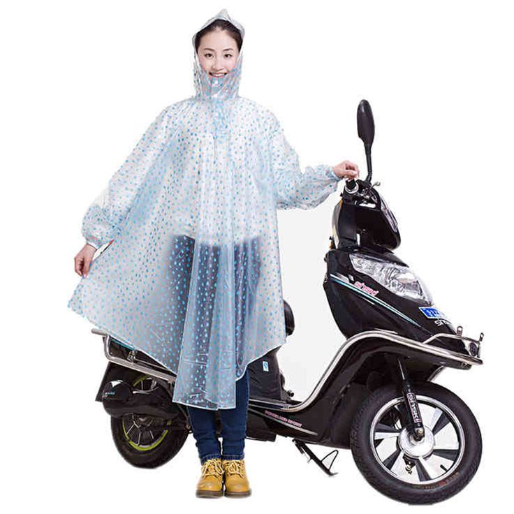 Women Raincoat Chuva Motorcycle Waterproof Rainwear Chubasqueros Impermeables Hombre Transparent Raincoat With Rain DDGZXZ