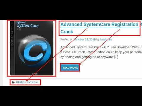 advanced systemcare 11.4 key 2018