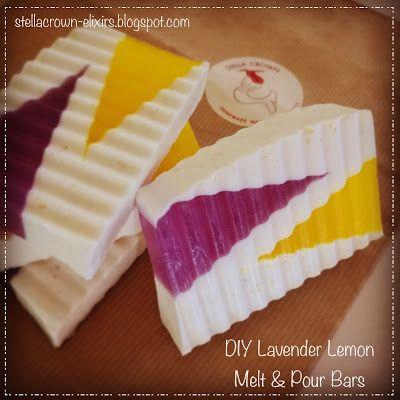Stella Crown: DIY Lavender Lemon Melt & Pour Bars/ Mosquito Repellent Soaps #DIY   #diysoaps   #diycosmetics   #diyideas   #diycrafts   #diyproject   #meltandpour   #soaps   #lavender   #lemon   #antiseptic   #antibacterial #mosquitorepellents   #bugoff   #bugblock   #mosqitoblock   #mosquitos    #sheabutter   #castoroil   #soothing   #nourishing   #naturalbeauty   #chemicalfree   #naturalproducts   #beautyelixirs   #recipeideas   #recipeshare   #beautyblog   #recipeblog   #stella_crown