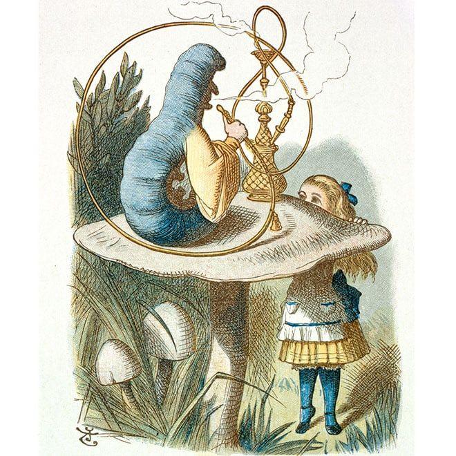 Alice in Wonderland - John Tenniel