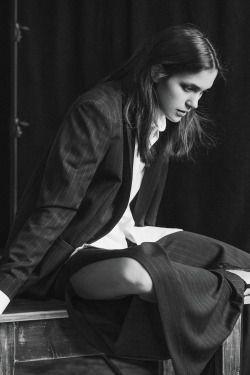 Karina Taranowicz by Janne Rugland  Photography: Janne Rugland  Styling: Karen Elieson  Hair & makeup: Jens J Wiker