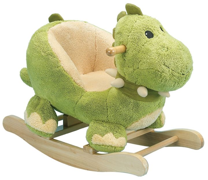 This is one very adorable dino rocker! #pinparty
