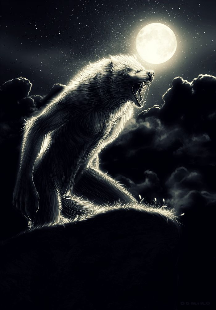 Werewolf spell without full moon