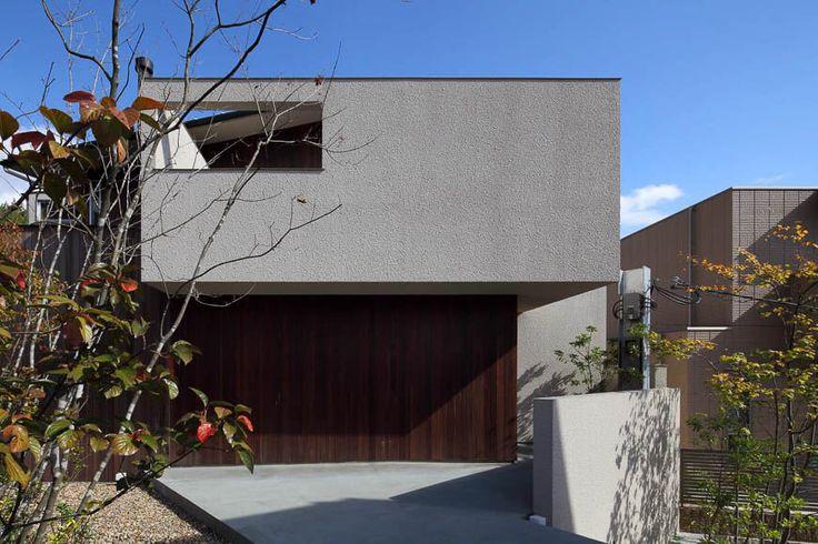 デザイン住宅 デザイナーズハウス | 設計 田頭健司 丘の麓に佇む家 | 施工 アーキッシュギャラリー