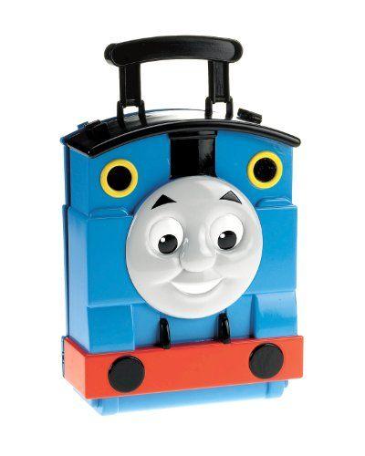 Fisher Price - R9114 - Vehicule Miniature Premier Age - Thomas Le Petit Train - Coffret Jeu à Emporter - Thomas Fisher-Price http://www.amazon.fr/dp/B002YQU0T4/ref=cm_sw_r_pi_dp_3SUPub0ABSSFV