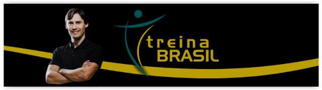 Programa Treina Brasil - Com Roberto Jacob Conquiste seu corpo magro fazendo exercícios físicos em casa!