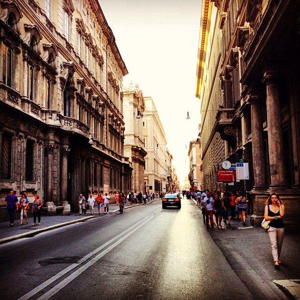 Via del Corso Today
