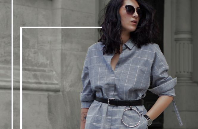 Gray Days - Looktheotherway.co - Minimal Outfits Inspiration