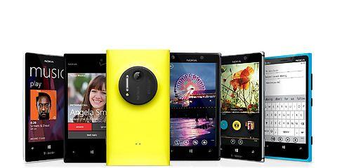 The top Nokia smartphones