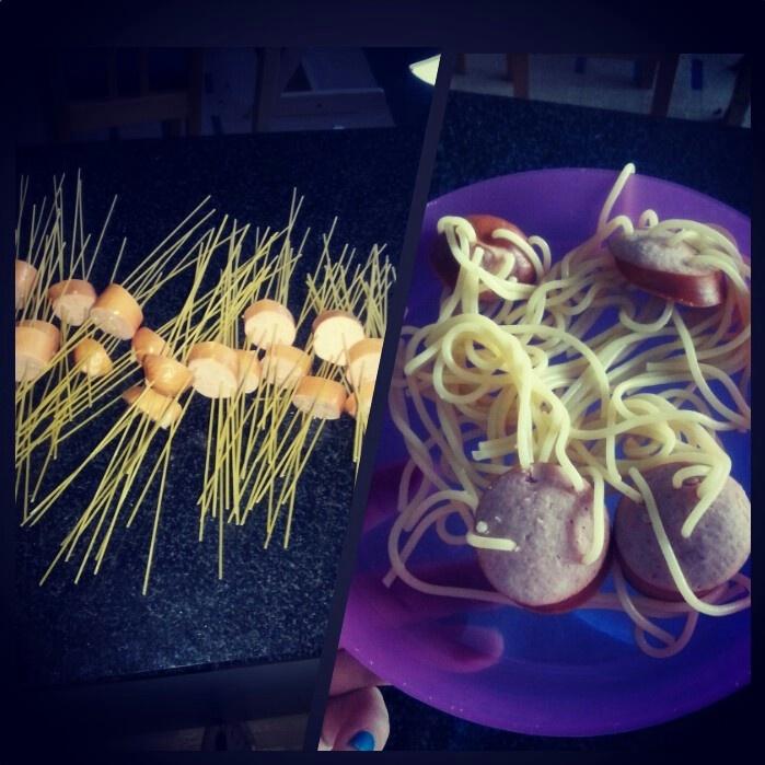 Spaguettis :0