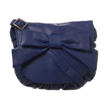 Blue Bow Bag by Miss Selfrige