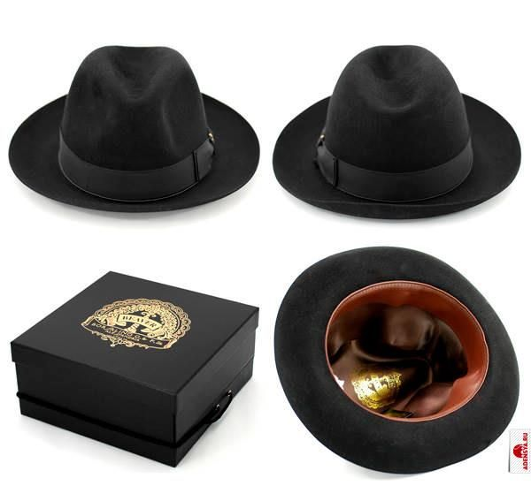 Купить шляпа borsalino