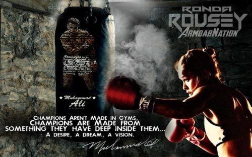 MMA Art - Ronda Rousey - UFC Womens bantamweight  #MmaSupplies #nofear #MmaStarterpack #mma #KixMma #movenow #UfcStarterpack #summeriscoming