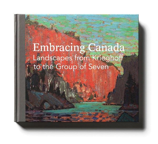 EMBRACING CANADA: LANDSCAPES FROM KRIEGHOFF TO THE GROUP OF SEVEN $39.95  2015 Hardcover 9.5 x 11.0 in 208 pages Illustrations: 186 colour and black and white available now at the Shop at AGH. Exhibit opens Thursday, June 16, 2016