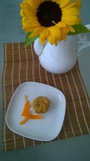 Gluten free life: Mrkvové bezlepkové muffinky