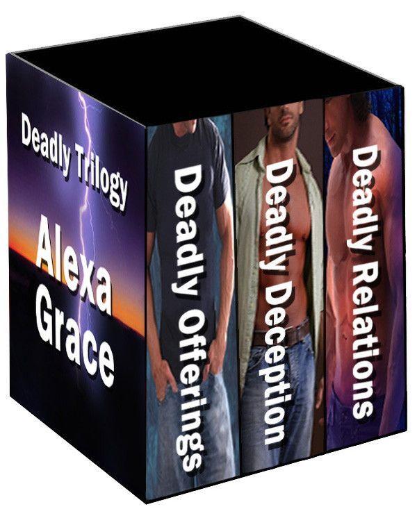 Amazon.com: Alexa Grace's Deadly Trilogy Boxed Set eBook: Alexa Grace: Kindle Store