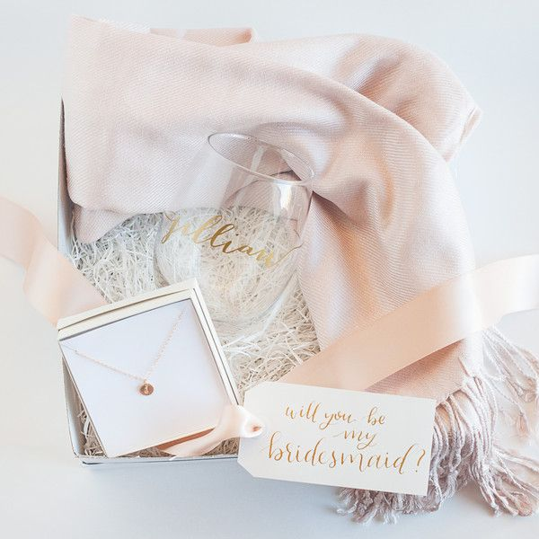 Be My Bridesmaid Ultimate Gift Box