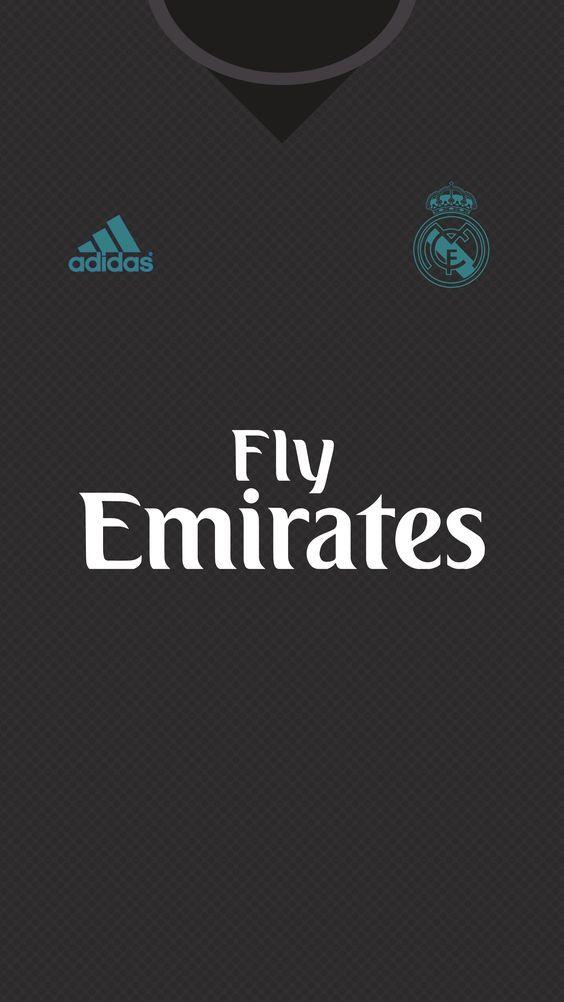 Real Madrid Kit 2017/18   Wallpaper for mobile on Behance