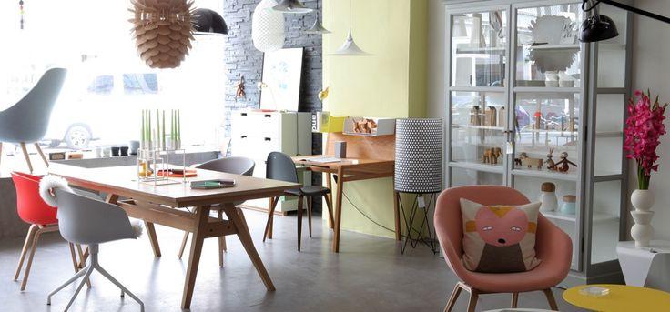 LYS VINTAGE Skandinavische Designklassiker in Hamburg