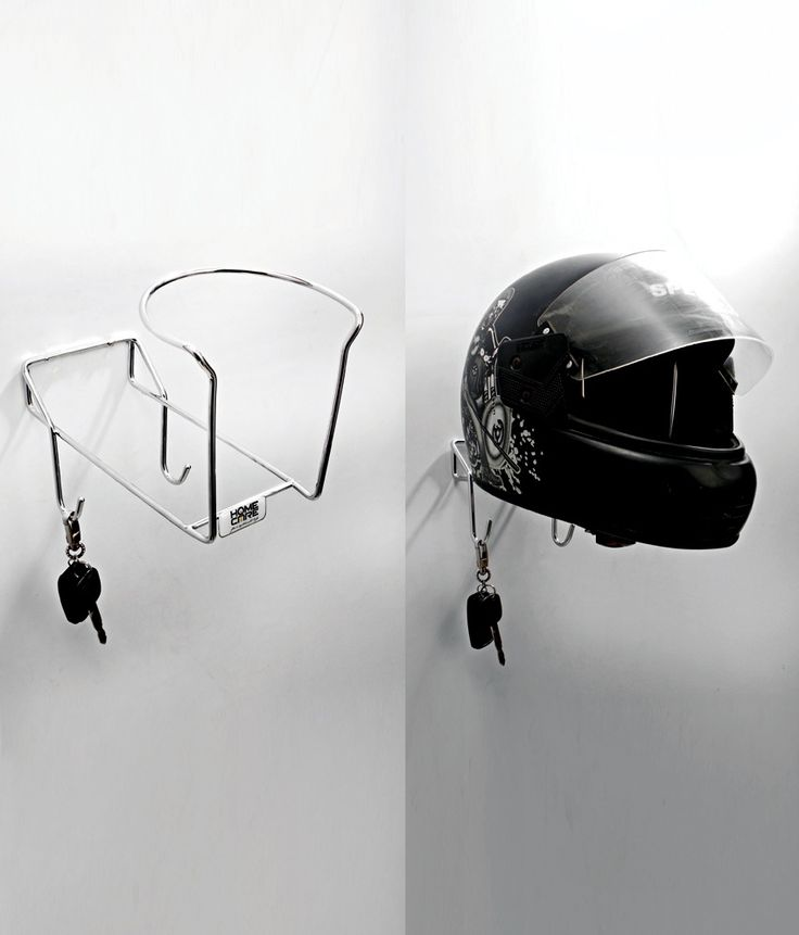 Loved it: Home Care Helmet Stand, http://www.snapdeal.com/product/home-care-helmet-stand/1236854287
