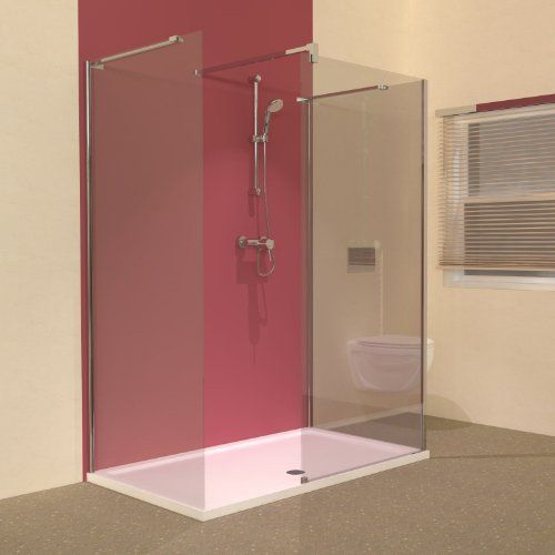 17 best images about line walk in shower enclosures with for Bathroom ideas amazon