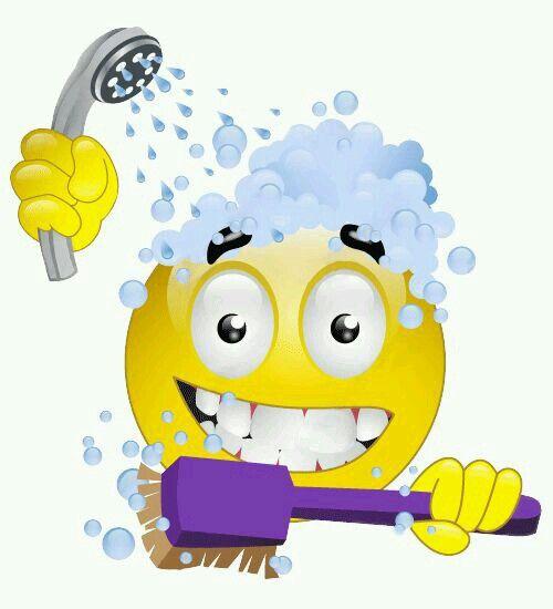 BATHING SMILEY