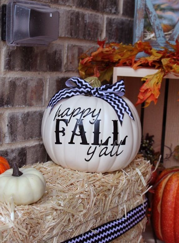 Fall Vinyl Decals! With FREE Decal! | Jane