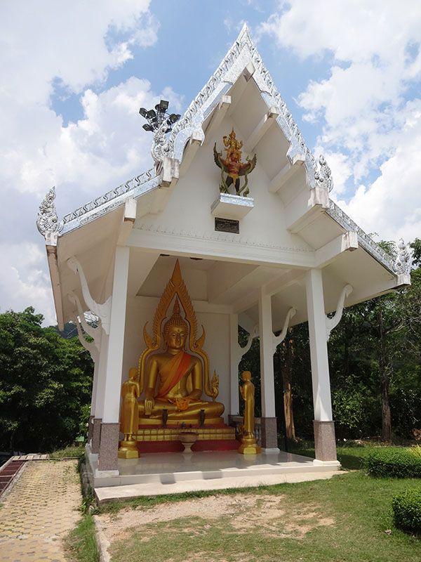 Giant Buddha Statue – Hat Yai