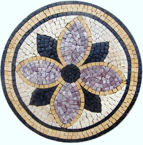 12 Accent Marble Mosaic Art Tile Floor Or Wall Insert by mozaico. $90.00. Mosaics have endless uses and infinite possibilities! They can be used indoors or outdoors, be part of your kitchen, decorate your bathroom and the bottom of your pools, cover walls and ceilings, or serve as frames for mirrors and paintings.
